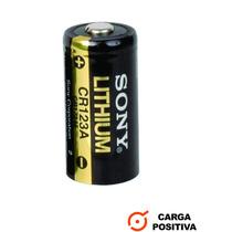 Pila Cr123a Sony 3v Litio