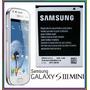 Bateria Samsung S3 Mini Original I8190 Original + Garantia