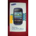Caja De Samsung Galaxi Music Gt- S6010l Con Manual