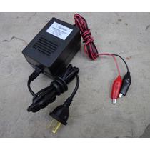 Cargador Automatico De Baterias Gel 6v Ó 12v 1a Ups Oferta