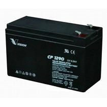 Bateria Vision Cp1290 12 V 9 Ah P/ Ups De 45 Watts
