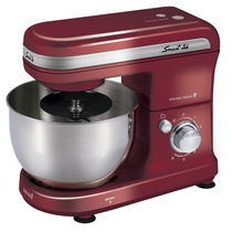 Batidora Con Bowl Amasadora Smart-tek Kitchen Assist 4 Lts