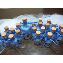 Souvenirs - Frasquitos De Vidrio Con Sales Aromaticas