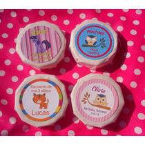 Souvenir Jabones Personalizados Baby Shower Bautismos X26 U
