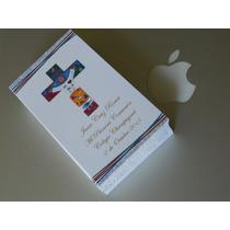 Estampita Estampa Tarjeta Bautismo Comunión Diseño Exclusivo