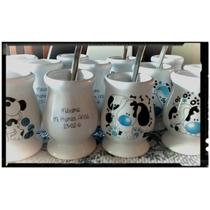 Mate De Ceramica Souvenir