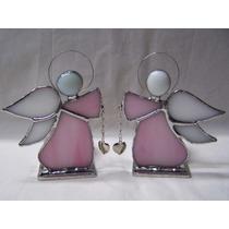 Ángel Souvenirs Bautismo Nacimientos En Técnica Tiffany