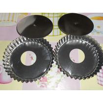 Moldes Para Tartas Y Pastafrola Nª12 Desmontable 12cm