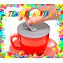 Tapa Taza Forma Lata Gaseosa - Temperamental Regalos