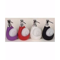 Dispenser Jabon Detergente Con Esponja Grande Cocina Baño