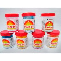 Colorantes Comestibles Fleibor Reposteria X 8 Unidades