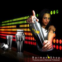 Barman Shop® Coctelera, Pico, Flair Y Todo P/ El Bartender