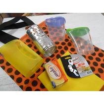 Kit Cocina 8 Articulos Rallador Vertedores Esponja Abrelatas