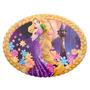 Individual Mantel Plastico Rapunzel Disney Store Nuevo