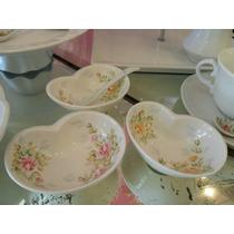 Cazuelas, Dip, Accesorio Vajilla-porcelana-mayor Y Menor-