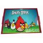Bandejas Desayuno Artesanales: Angry Birds Personalizada