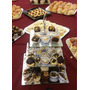 Bandeja Torre Espejo.alzada,exhibidor,cupcakes, 2 Y 3 Pisos