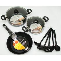 Envio Gratis Batería De Cocina Fary Home 11 Piezas