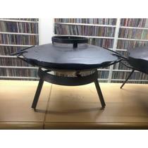 Disco De Arado Para Cocinar 50 Cm Con Tapa Bifera