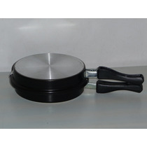 Sarten Doble Antiadherente 20cm Diametro - Omeletera