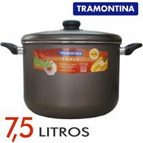 Olla Tramontina De Teflon 7,5 Litros - 24cm