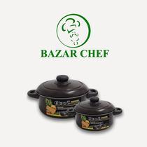 Cacerola Teflon 22 Cm Mango Baquelita - Bazar Chef