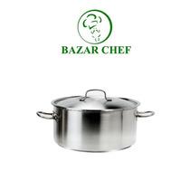 Cacerola 45cm A/barra D/f 35.18l - Bazar Chef