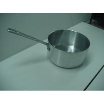 Cacerola 16 Cm C/mango Aluminio Fundicion Linea Gastronomica
