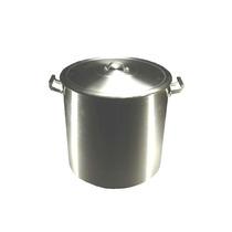 Olla De Aluminio 50 Cms. 100 L.
