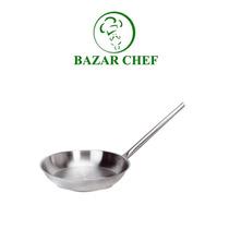 Sarten 35 Cm Doble Fondo Con Mango - Bazar Chef