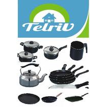 Kit De Cocina Bateria Anabea En Teflón