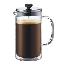 Cafetera Bodum Termica Doble Vidrio 8 Tazas Le Toton Casa
