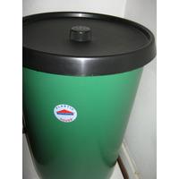 Cesto Residuos Tacho Basura Plastico 30 L Litros Con Tapa