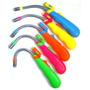 Encendedor Flexible Recargable Con Luz/linterna X 5u