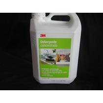 3m Detergente Concentrado Aroma Manzana Bidon 5 Lts