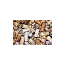 Corchos Naturales Usados, Para Artesanías Y Otros Usos.