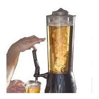 Chopera Dispencer Misil De Cerveza Uso Particular/comercial
