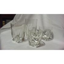 Vasos De Cristal Importados De Usa 24 Piezas