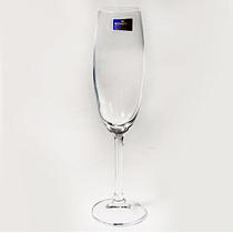Set Copas De Cristal Champagne Bohemia 230 Ml X6 Unid.