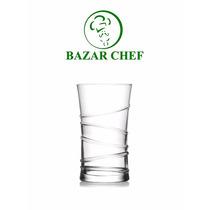 Vaso Largo Lav Ring X6 Hechos En Turquía - Bazar Chef