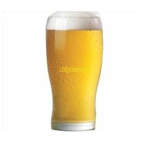 Set 6 Vasos Pinta 540cc Vidrio Cervecero Rigolleau Cerveza