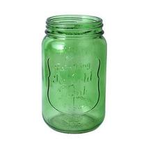 Frasco De Vidrio Sin Tapa Para Tragos Jugos Bebidas
