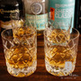 Set De 4 Vasos Whiskey De Cristal Ideal Para Regalar