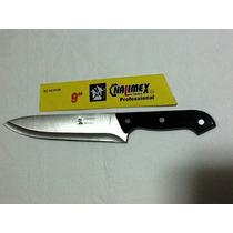 Cuchillo 7´ Chef, Cocinero Cocina Profesional, Verduras, Ajo