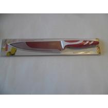 Cuchillo Antibacterial Con Filo Laser Y Antiaderente 8