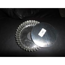 Moldes Para Tartas Y Pastafrolasnª14(14cmx3cm) Desmontable