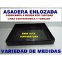 Asadera Enlozada 35x45x8 P Horno Molde Torta Reposteria Chef