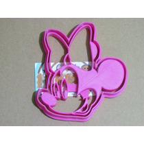 Minnie - Cortantes De Galletitas De Minnie De Disney!!!