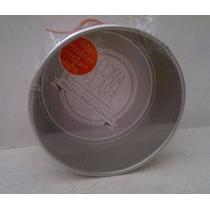 Molde Tortas Desmontable Medida 19,5cm Reposteria
