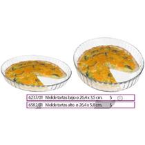 Molde Tartas Bajo 26,4 X 3,5 Cm.